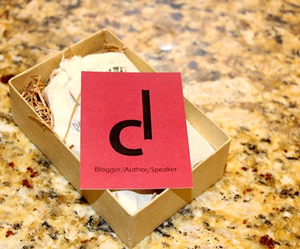 Dean Cantave business card